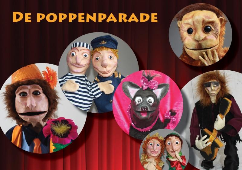 De poppenparade
